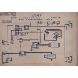 Dort 6 6volt Schema Electrique 1917 Westinghouse V2