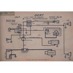 Dort 6 9 6volt Schema Electrique 1917 Westinghouse V2