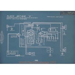 Elgin 6 Schema Electrique 1917 1918 V2