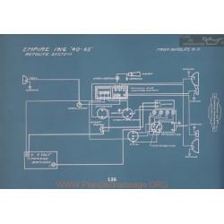 Empire 40 45 Schema Electrique 1916 V2