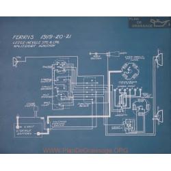 Ferris Schema Electrique 1919 1920 1921