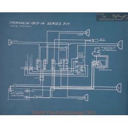 Franklin 3m Schema Electrique 1913 1914