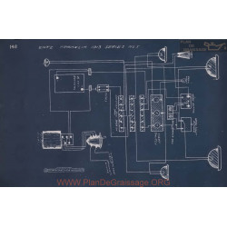 Franklin 5 Schema Electrique 1913