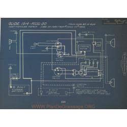 Glide 30 Schema Electrique 1914 Westinghouse