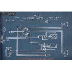 Glide 36 42 6volt Schema Electrique 1912 Ward Leonard