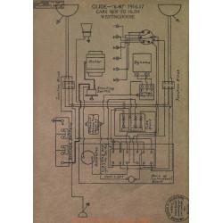 Glide 6 40 Schema Electrique 1916 1917 Westinghouse