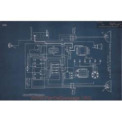 Glide 8 40 9049 Schema Electrique 1916