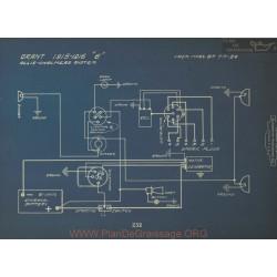 Grant 6 Schema Electrique 1915 1916 Allis Chalmers