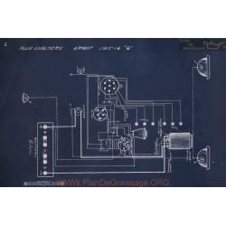 Grant 6 Schema Electrique 1915 1916 V3