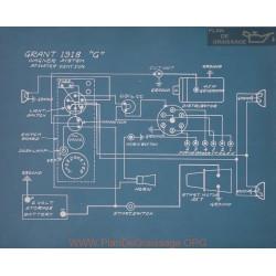 Grant G Schema Electrique 1918