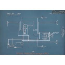 Havers Schema Electrique 1914