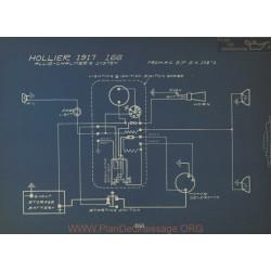 Hollier 166 Schema Electrique 1917 Allis Chalmers