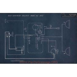 Hollier 166 Schema Electrique 1917 V2