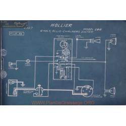 Hollier 186 6volt Schema Electrique 1917 Allis Chamers