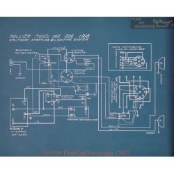 Hollier 188 206 Schema Electrique1918