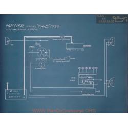 Hollier 206b Schema Electrique1920