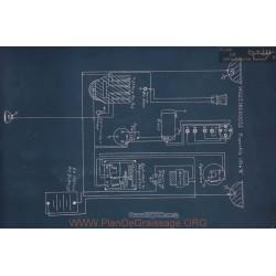 Hupmobile N Schema Electrique 1916 V5