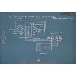 Inter State 25 34 Schema Electrique 1909 1910 1911