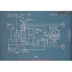 Jackson 348 Schema Electrique 1916 V2