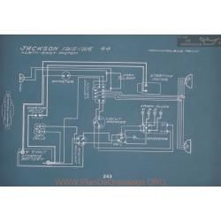 Jackson 44 Schema Electrique 1915 1916 V2