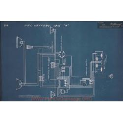 Jeffery 4 Schema Electrique 1915