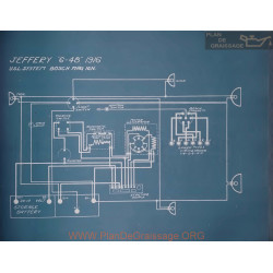 Jeffery 6 48 Schema Electrique 1916