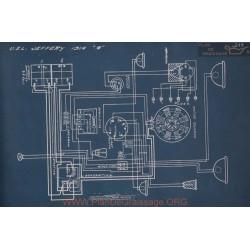 Jeffery 6 Schema Electrique 1914