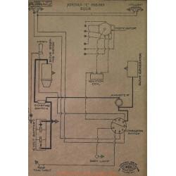 Jordan C Schema Electrique 1918 1919 Bijur