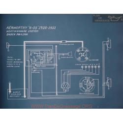 Kenworthy 6 55 Schema Electrique 1920 1921
