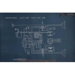 Kline Kar 6 36 Schema Electrique 1916