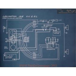 Lexington 4k 6l Schema Electrique 1915