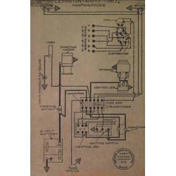 Lexington 6 0 17 Schema Electrique 1917 Westinghouse