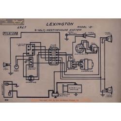 Lexington O 6volt Schema Electrique 1917 Westinghouse V2