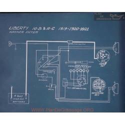 Liberty 10b 10c Schema Electrique 1919 1920 1921
