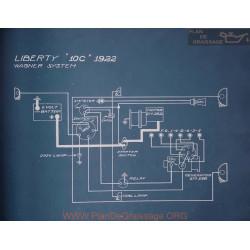 Liberty 10c Schema Electrique 1922