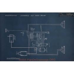 Locomobile 38 48 Schema Electrique 1917