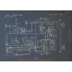 Lpc Schema Electrique 1915 1916 Remy