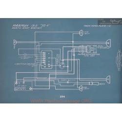Marmon 32 4 Schema Electrique 1913 V2