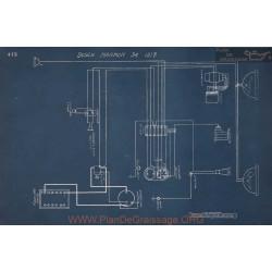 Marmon 34 Schema Electrique 1917