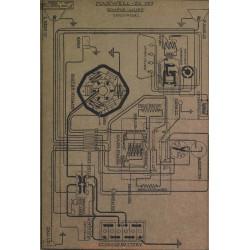 Maxwell 25 Schema Electrique 1917 Simms Huff V2