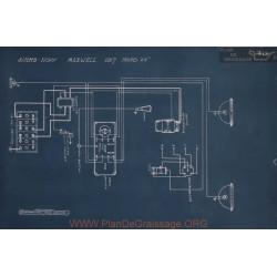 Maxwell 25 Schema Electrique 1917 V3