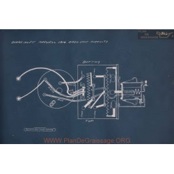 Maxwell Dash Unit Circuit Schema Electrique 1916