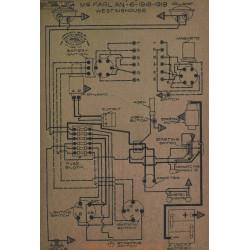 Mc Farlan 6 Schema Electrique 1918 1919 Westinghouse