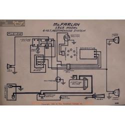 Mc Farlan 6volt Schema Electrique 1915 Westinghouse