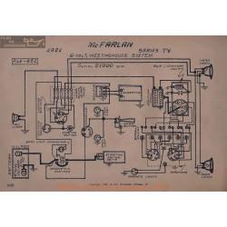 Mc Farlan Tv 6volt Schema Electrique 1921 Westinghouse
