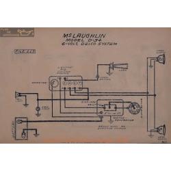 Mc Laughlin D34 6volt Schema Electrique Delco
