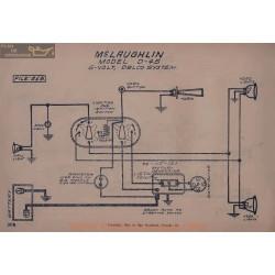 Mc Laughlin D45 6volt Schema Electrique Delco