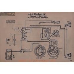 Mc Laughlin K62 K63 6volt Schema Electrique Remy