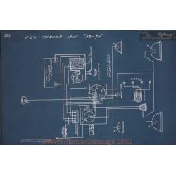 Mercer 22 70 Schema Electrique 1915 V2