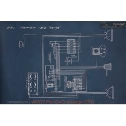 Mercer 22 78 Schema Electrique 1916